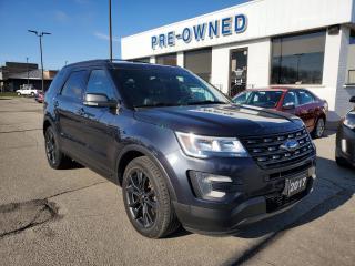 Used 2017 Ford Explorer XLT for sale in Brantford, ON