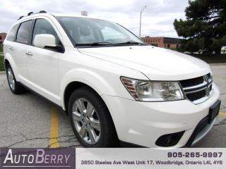 Used 2012 Dodge Journey R/T AWD for sale in Woodbridge, ON