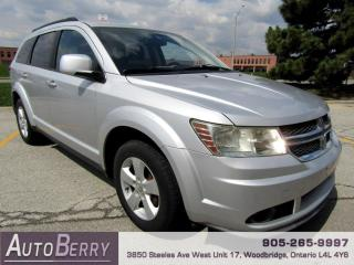 Used 2011 Dodge Journey SXT ACCIDENT FREE for sale in Woodbridge, ON