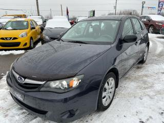 Used 2011 Subaru Impreza 2.5i for sale in Gloucester, ON