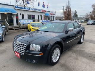 Used 2010 Chrysler 300 Touring- ACCIDENT FREE for sale in Stoney Creek, ON