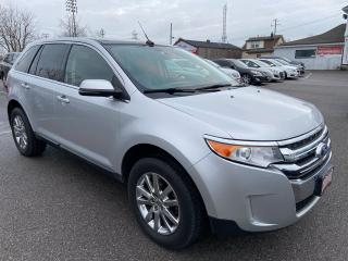Used 2013 Ford Edge Limited ** AWD, NAV , BACK CAM, AUTOSTART ** for sale in St Catharines, ON