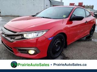 Used 2017 Honda Civic COUPE EX-T for sale in Moose Jaw, SK