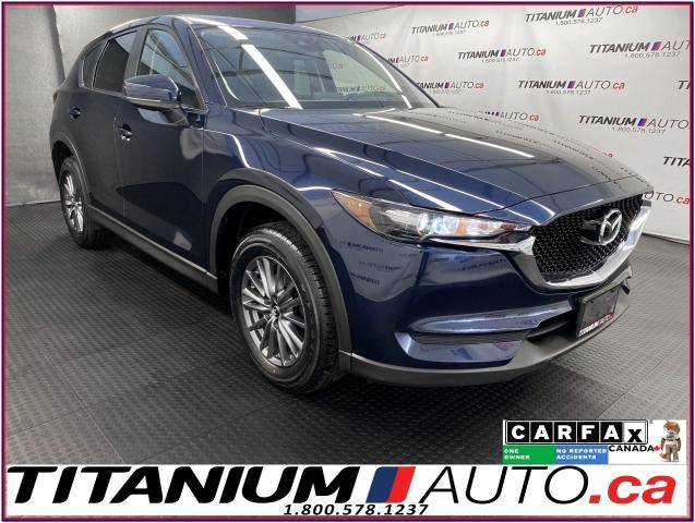 2017 Mazda CX-5 GS+AWD+GPS+Camera+Blind Spot+Heated Leather Seats