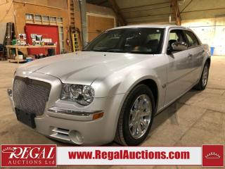 Used 2006 Chrysler 300 C 4D Sedan RWD for sale in Calgary, AB