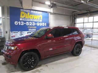 Used 2020 Jeep Grand Cherokee Navigation,/Parking Assist/Remote Start for sale in Nepean, ON