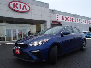 Used 2020 Kia Rio LX+ for sale in Nepean, ON