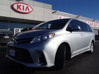 Used 2019 Toyota Sienna SIENNA LE for sale in Nepean, ON