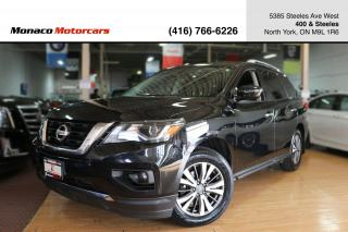 Used 2017 Nissan Pathfinder AWD SV - 7PASS|BACKUPCAM|HEATED SEATS|BLUETOOTH for sale in North York, ON