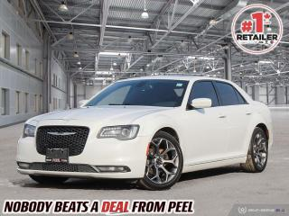 Used 2015 Chrysler 300 S, BEATS by DRE, NEW Brakes! NAV, for sale in Mississauga, ON