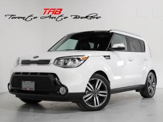 Used 2015 Kia Soul SX GDI I PANO I NAV I VENT. SEATS for sale in Vaughan, ON