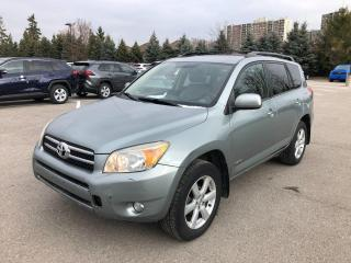 Used 2006 Toyota RAV4 LIMITED  for sale in Whitby, ON