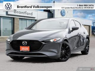 Used 2020 Mazda MAZDA3 Sport GS at for sale in Brantford, ON