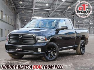 Used 2016 RAM 1500 SPORT for sale in Mississauga, ON