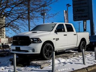 New 2021 RAM 1500 Classic Night Edition | Heated Seats | Sport Hood for sale in Kitchener, ON