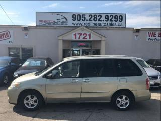 Used 2005 Mazda MPV GX, WE APPROVE ALL CREDIT for sale in Mississauga, ON