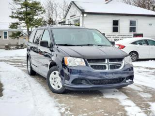 Used 2011 Dodge Grand Caravan No Accidents SXT Stow'n'Go 7 Passenger Cruise A/C for sale in Sutton, ON