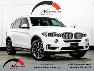 Used 2016 BMW X5 xDrive35d|Executive Pkg|Navigation|Pano Roof|Camera for sale in Vaughan, ON