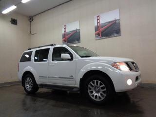 Used 2008 Nissan Pathfinder 4WD 4dr V8 for sale in Edmonton, AB