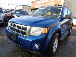 Used 2008 Ford Escape 4WD 4dr V6 XLT for sale in Brampton, ON
