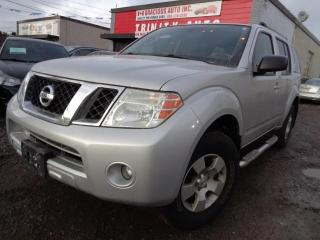 Used 2010 Nissan Pathfinder 4WD 4dr V6 for sale in Brampton, ON