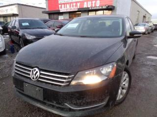 Used 2013 Volkswagen Passat for sale in Brampton, ON