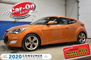 Used 2014 Hyundai Veloster AUTOMATIC | TECH PKG + STYLE PKG for sale in Ottawa, ON