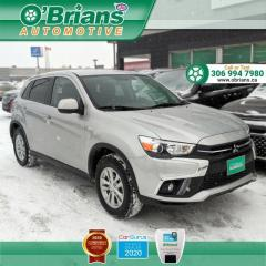Used 2019 Mitsubishi RVR SE w/Mfg Warranty, 4WD, Heated Seats, Backup Camera for sale in Saskatoon, SK