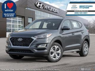 New 2021 Hyundai Tucson 2.0L Essential FWD  - $165 B/W for sale in Brantford, ON