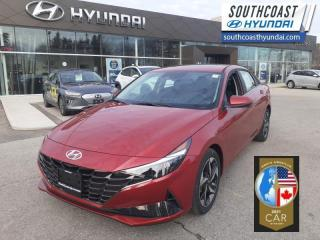 New 2021 Hyundai Elantra Ultimate  Tech IVT  - Leather Seats - $182 B/W for sale in Simcoe, ON