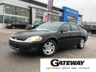Used 2006 Chevrolet Impala LTZ/POWER GROUP/KEYLESS ENT/ for sale in Brampton, ON