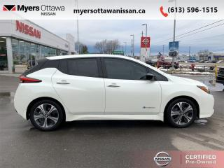 Used 2019 Nissan Leaf SV  - Navigation -  Heated Seats for sale in Ottawa, ON