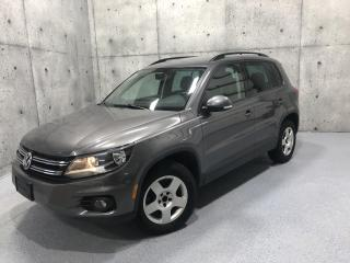 Used 2015 Volkswagen Tiguan 4MOTION BLUETOOTH SIEGES CHAUFFANT DEMARREUR for sale in St-Nicolas, QC
