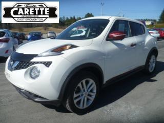 Used 2016 Nissan Juke Sl awd cuir-toit for sale in East broughton, QC