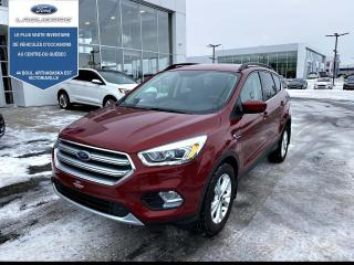 Used 2017 Ford Escape 4 portes SE, Traction intégrale for sale in Victoriaville, QC