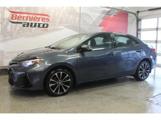 Used 2017 Toyota Corolla SE + TOIT for sale in Lévis, QC