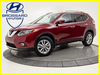 Used 2016 Nissan Rogue AWD SV TOIT PANO CAM DE RECUL SIÈGES CHAUFFANTS for sale in Brossard, QC