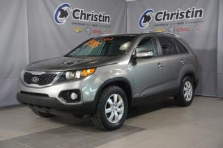 Used 2013 Kia Sorento AWD 4X4 SIEGE CHAUFFANT RADAR DE RECUL 3.5L V6 for sale in Montréal, QC