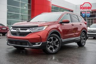 Used 2017 Honda CR-V GARANTIE LALLIER 10ANS/200,000 KILOMETRES INCLUSE* PLUS DE 50 CRV USAGES POUR TOUS LES BUDGETS for sale in Terrebonne, QC