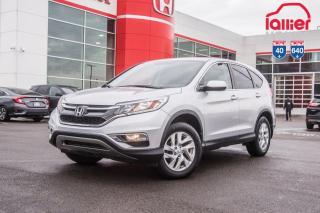 Used 2016 Honda CR-V GARANTIE LALLIER 10ANS/200,000 KILOMETRES INCLUSE* PRES DE 50 CRV EN STOCK POUR TOUS LES BUDGETS for sale in Terrebonne, QC