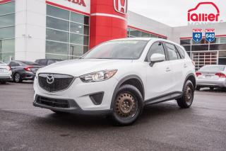 Used 2013 Mazda CX-5 GX/ SUPER AUBAINE, INCROYABLE PRIX TEL QUEL SANS  GARANTIE LEGALE for sale in Terrebonne, QC