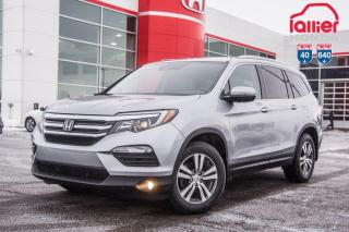 Used 2017 Honda Pilot GARANTIE LALLIER 10ANS/200,000 KILOMETRES INCLUSE* LE PLUS BEAU CHOIX DE PILOT AU QUEBEC for sale in Terrebonne, QC