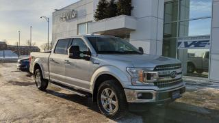 Used 2018 Ford F-150 XLT 4WD SUPERCREW 5.5' BOX for sale in Lévis, QC