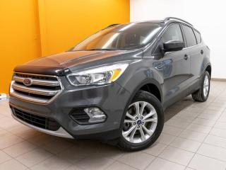 Used 2017 Ford Escape SE 4X4 CAMÉRA SIÈGES CHAUFFANTS BLUETOOTH *BAS KM* for sale in St-Jérôme, QC