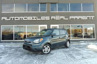 Used 2011 Kia Soul 2.0 2U - AC -137 021 KM - SIEGES CHAUFFANT - for sale in Québec, QC