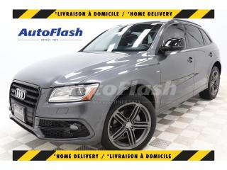 Used 2017 Audi Q5 2.0T S-LINE COMPETITION *BLACK-OPTICS *GPS/CAMERA for sale in St-Hubert, QC