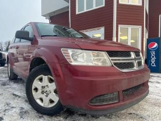 Used 2011 Dodge Journey Traction avant 4 portes groupe valeur Ca for sale in Drummondville, QC