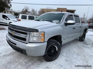 Used 2010 Chevrolet Silverado 1500 4x4,crewcab, Édition Cheynne for sale in Drummondville, QC