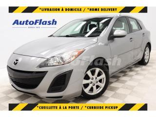 Used 2011 Mazda MAZDA3 *GX *AUTOMATIQUE *MAGS *A/C *GR-ELECTRIQUE for sale in St-Hubert, QC