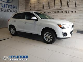 Used 2013 Mitsubishi RVR SE AWD A/C BANCS CHAUFF BLUETOOTH CRUISE for sale in Sherbrooke, QC